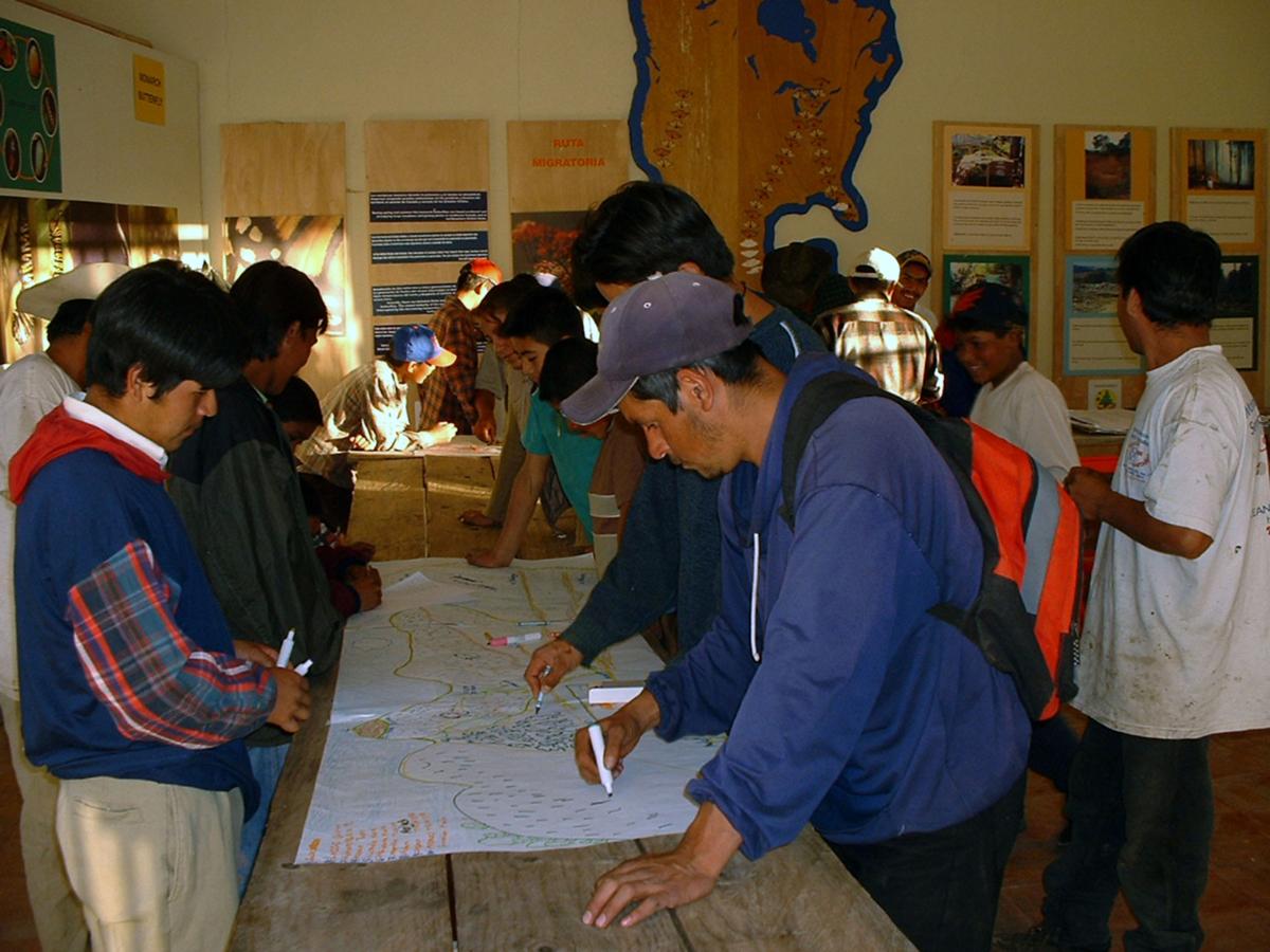Taller de planeación participativa