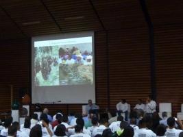 1era Jornada de Investigación de la Reserva de la Mariposa Monarca